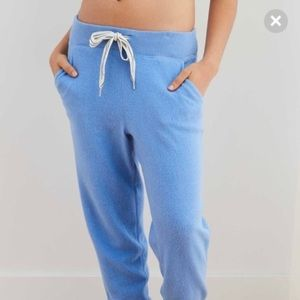 Aerie mid length joggers.